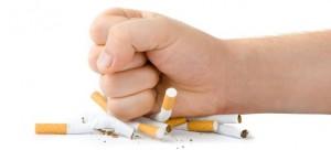 Electroacupuntura y reflexoterapia para dejar de fumar
